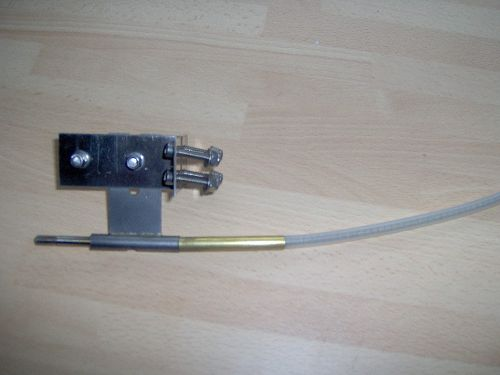 STAINLESS STEEL STRUT with flexi shaft