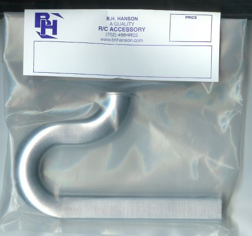 BHHanson Header, Space saver Deep V manifold