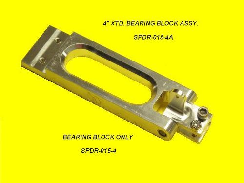 "SPDR-015-4  4"" Extention block only"